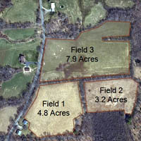 Calculating Area and Acreage with your Eagle FishElite 642 iGPS