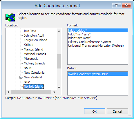 ExpertGPS is a batch coordinate converter for  GPS, GIS, and CAD coordinate formats.