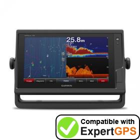 Download your Garmin GPSMAP 922xs waypoints and tracklogs and create maps with ExpertGPS