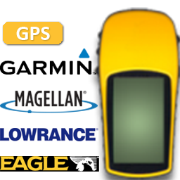 Send GPS data to your GPS receiver, receive waypoints and tracks from your GPS, and convert between GPX, KML, SHP, and DXF