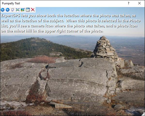 Photo Viewer dialog