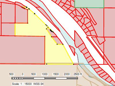 Send Montana Cadastral property boundaries to your Garmin GPS with ExpertGPS Pro