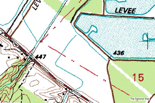 US Topo maps in ExpertGPS